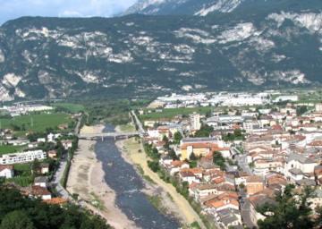 SAT 472 San Lazzaro - Boschi Val Larghe. Foto D. Sebastiani