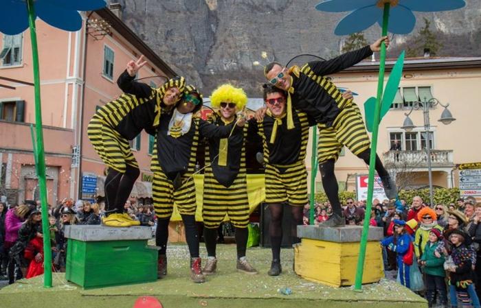Carnevale in Piana Rotaliana Königsberg - G6