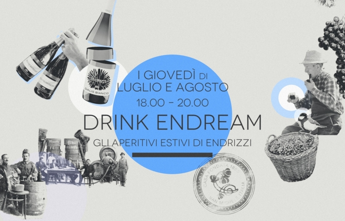 Drink Endream in cantina Endrizzi