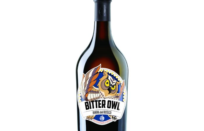 Birra del Bosco: Bitter Owl