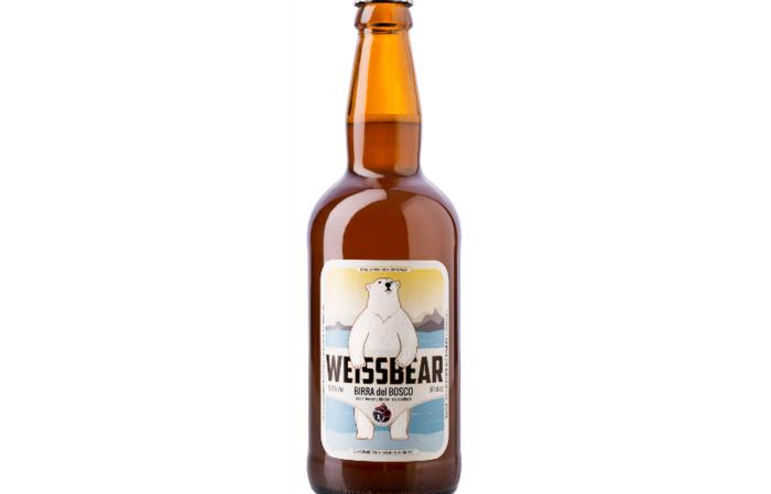 Birra del Bosco: Weissbear