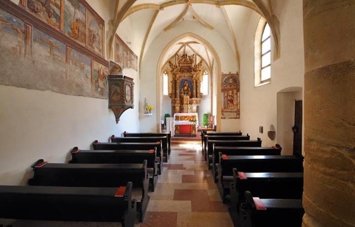 Chiesa di Sant'Agata - Faedo