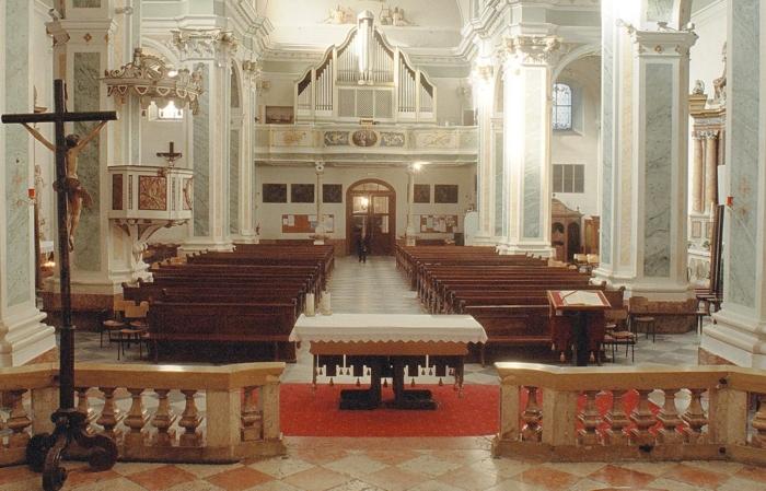 Chiesa di Sant'Udalrico - Lavis