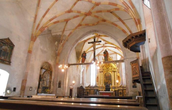 Chiesa San Pietro - Mezzolombardo