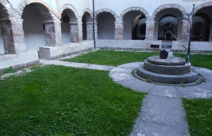 Convento francescani Mezzolombardo