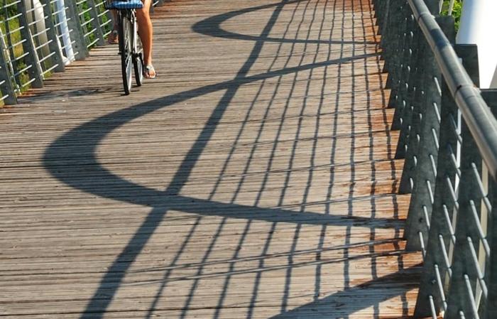 Mezzolombardo - Mezzocorona la pista ciclabile