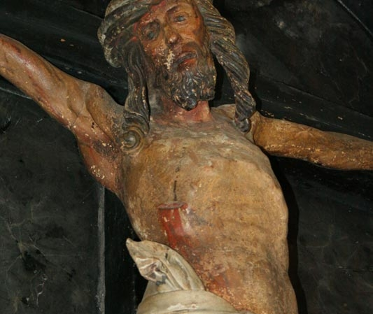 Chiesa di San Felice: crocifisso