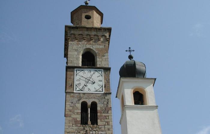 Chiesa di San Felice: Il campanile