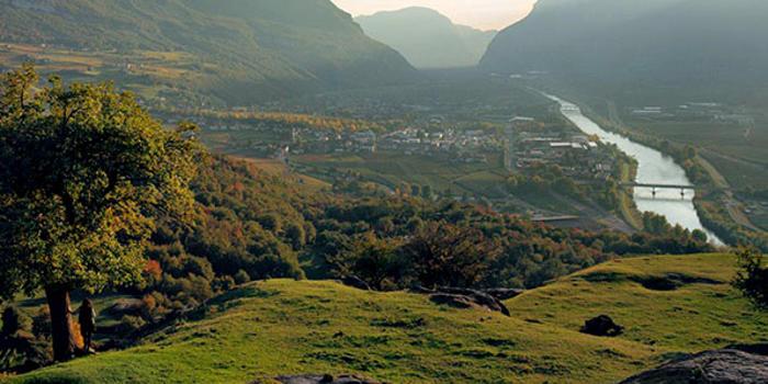 A nord di trento a sud di bolzano for Trento e bolzano