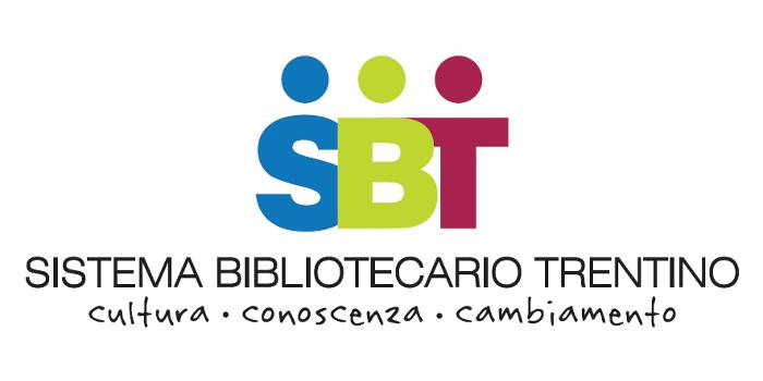 Risultati immagini per sistema bibliotecario trentino logo