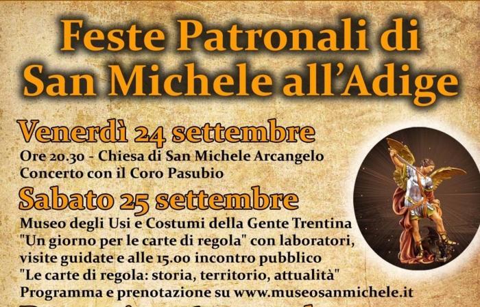 Feste Patronali di San Michele all'Adige