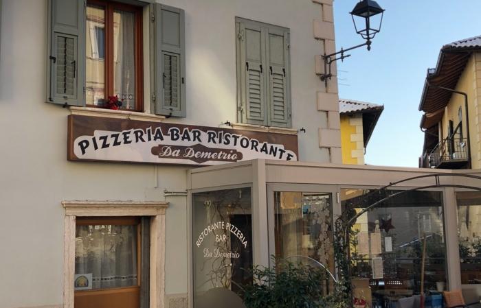 da Demetrio Ristorante e Pizzeria - Mezzocorona