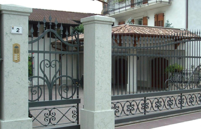 Azienda Agricola Zeni San Michele all'Adige - ingresso