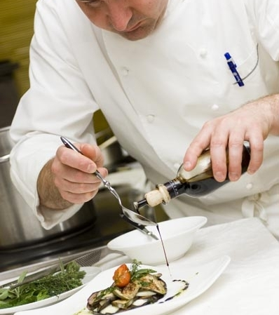 Ristorante PerBacco Mezzolombardo - lo chef